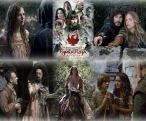 Układanka Águila Roja, la película (2)