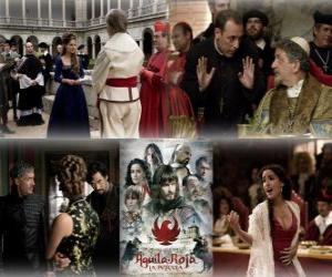 Układanka Águila Roja, la película (1)