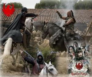 Układanka Águila Roja, la película