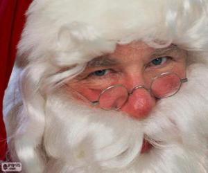 Układanka Święty Mikołaj