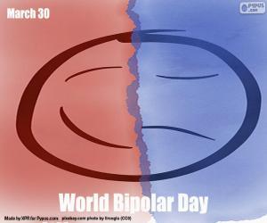 Układanka Światowy Dzień Bipolarny