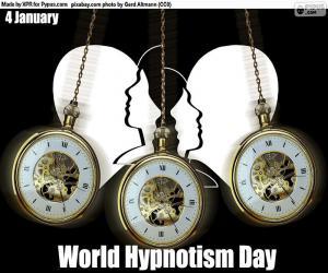 Układanka Światowy Dzień Hipnotyzmu