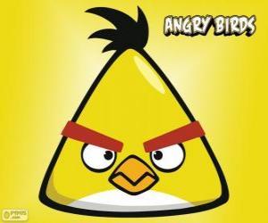 Układanka żółty ptak (Yellow Bird)