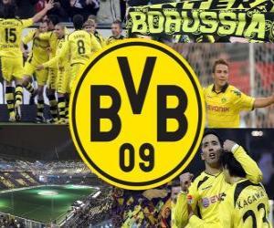 Układanka 09 BV Borussia Dortmund, niemiecki klub piłkarski