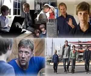 Układanka 2011 Oscar - Najlepszy film zagraniczny: Susan Bier - w lepszym świecie - (Dania) 1