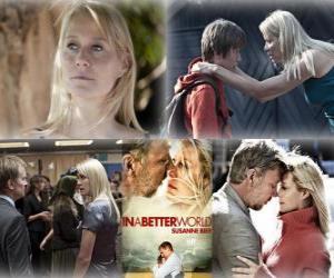 Układanka 2011 Oscar - Najlepszy film zagraniczny: Susan Bier - w lepszym świecie - (Dania)