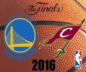 Układanka 2016 NBA Finals