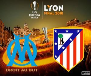 Układanka 2017-2018 UEFA Europa League Final
