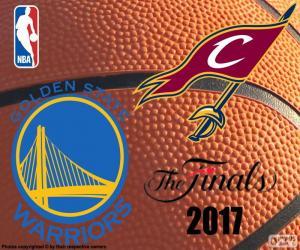 Układanka 2017 NBA Finals