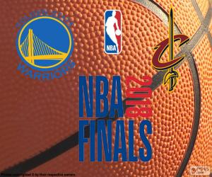 Układanka 2018 NBA Finals