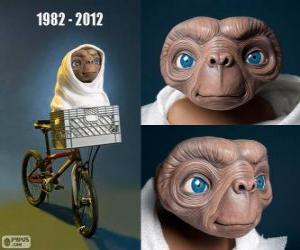 Układanka 30-Lecia ET Extra-Terrestrial (1982)