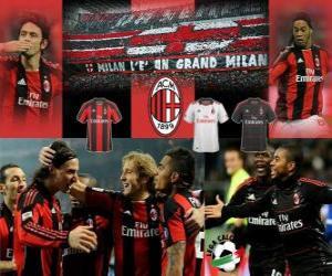 Układanka A.C. Milan
