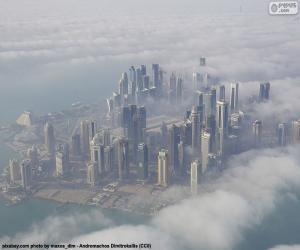 Układanka Ad-Dauha, Katar