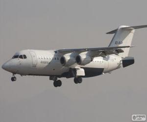 Układanka Aerovias DAP, chilijska linia lotnicza