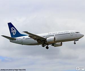 Układanka Air New Zealand