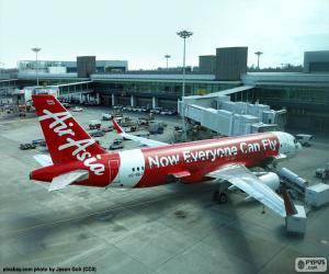 Układanka AirAsia, Malezja