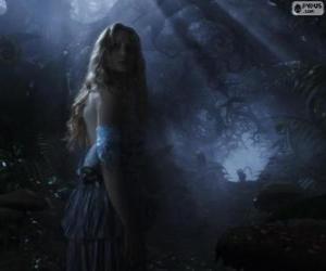 Układanka Alicja w lesie