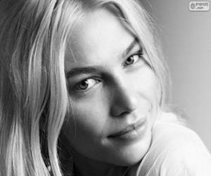 Układanka Aline Weber, brazylijski model