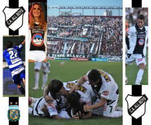 Układanka All Boys Buenos Aires