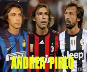 Układanka Andrea Pirlo