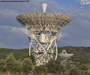 Układanka Antena paraboliczna