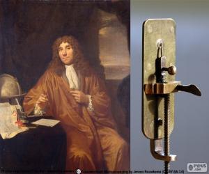 Układanka Anton van Leeuwenhoek