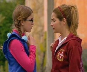 Układanka Antonella patito mówi, że nie są siostrami, ponieważ jego ojciec nie jest Leandro
