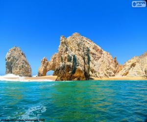 Układanka Arch Cabo San Lucas, Meksyk