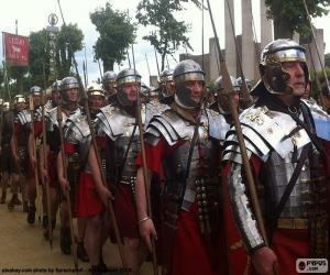Układanka Armia rzymska