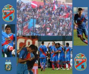Układanka Arsenal Sarandí Buenos Aires