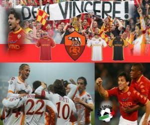 Układanka AS Roma