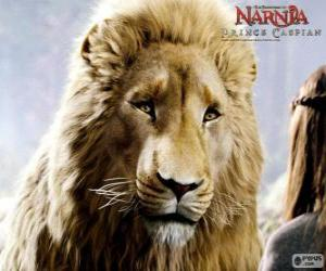 Układanka Aslan, Narnii