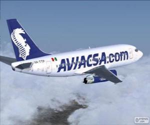 Układanka Aviacsa, Meksyk