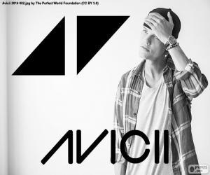 Układanka Avicii (1989-2018)