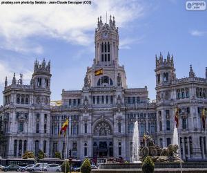 Układanka Ayuntamiento de Madrid