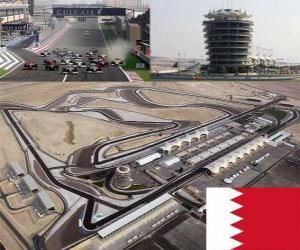 Układanka Bahrain International Circuit