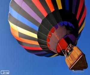 Układanka Balon pływające