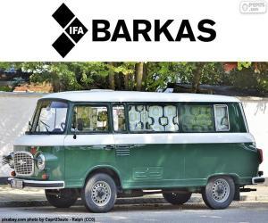 Układanka Barkas B1000