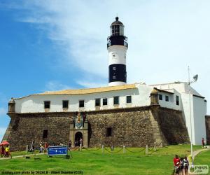 Układanka Barra Lighthouse, Brazylia