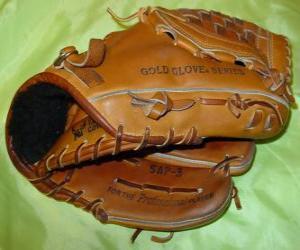 Układanka Baseball Rękawica