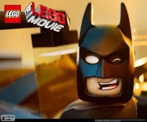 Układanka Batman, superbohater, który wola współpracownik wobec uratować Lego wszechświata