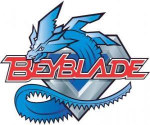 Układanka Beyblade logo
