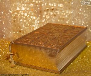 Układanka Biblia religia chrześcijańska