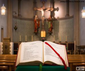 Układanka Biblia w Mównica