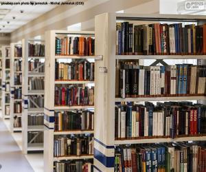 Układanka Biblioteka