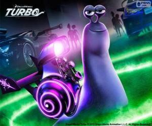 Układanka Bicz z Turbo film
