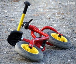 Układanka Bilans rowerów