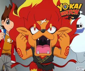 Układanka Blazion, Yo-Kai Watch