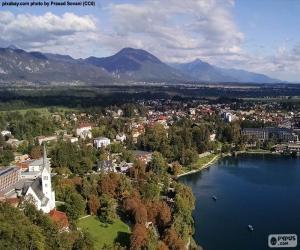 Układanka Bled, Słowenia
