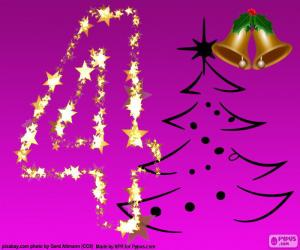 Układanka Boże Narodzenie numer 4